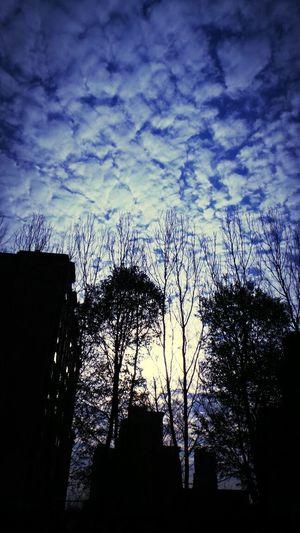 Sky&clouds QAQ