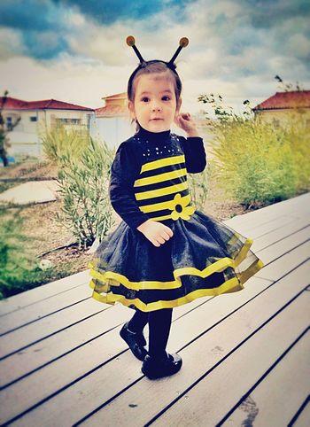 Déguisememt Déguisement Colorés Enfant Enfance Carnaval Costume Kids Costumes Bee