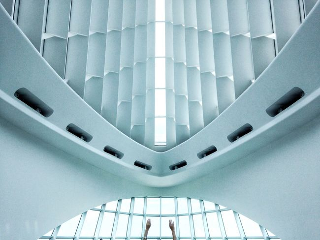 Hands up in the air Urban Geometry Handitecture Calatrava Architecture Open Edit Interior Design EyeEm Best Shots Your Design Story Winners 🎁