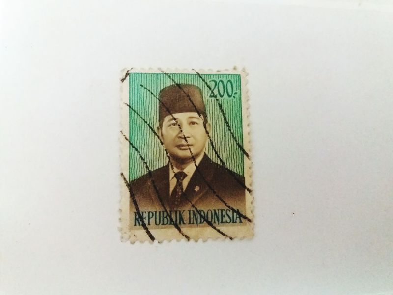Soeharto stamp Collection Collected Community Philately Stamp Collection INDONESIA Philatelist Post Representing