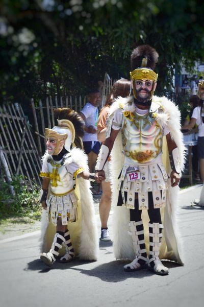 Morionesfestival Fatherandson Marinduque,Philippines Nikonworld_ Nikon D3200 Iamnikon