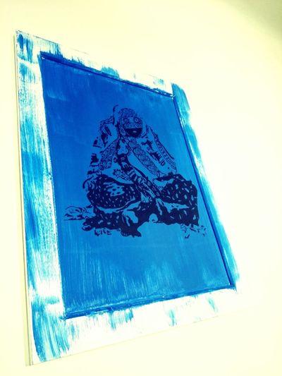 Cobalt Blue By