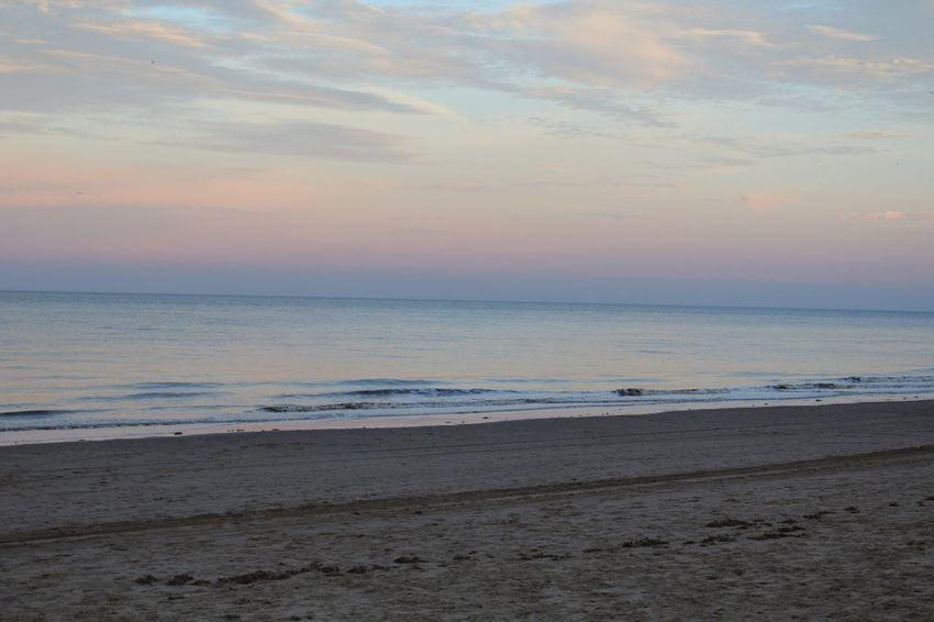 Mablethorpe Beach Sunset Skyporn