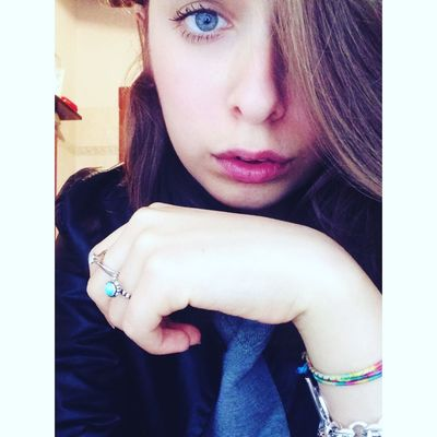 Serietà Seria Helloworld Selfie Model Me BlueEyes Today'shotlook Hot Girl 🦄🦄🍭🍭