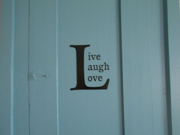 Way of Life Motto in an Amish Home: Live - Laugh - Love Amish Home Amish House Amish Photography Amish Way Of Life Center Of Attention Live, Laugh, Love Millersburg, Ohio Ohio, USA Rural America Susan A. Case Sabir Unretouched Photography Way Of Life Close-up Communication Focus Of Living Full Frame Indoors  Life Motto Live, Laugh, Love No People Text Way Of Living