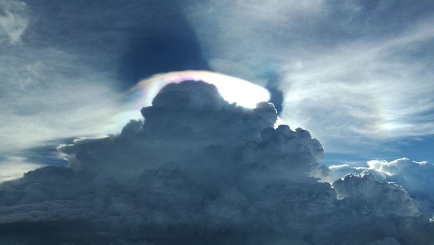 Effect of light Light Natural Phenomenon Sky Huawei P9+