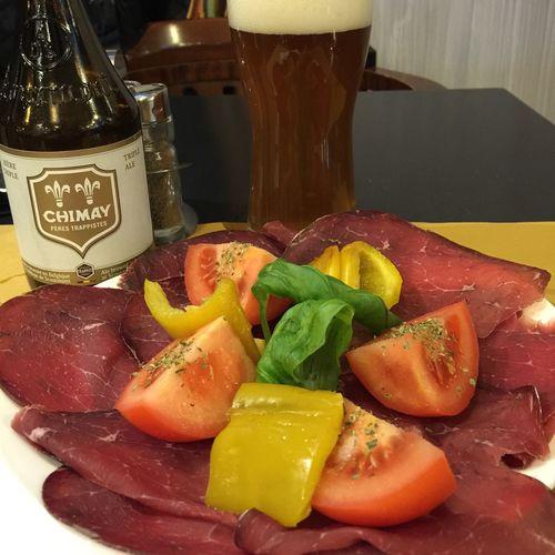 Moscova Streetphotography food Food Bresaola IPhone Igersmilano Italy OpenEdit Light Gold Saturday EyeEm Milan Italia