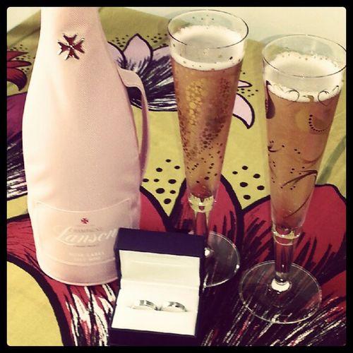 Champagne Love