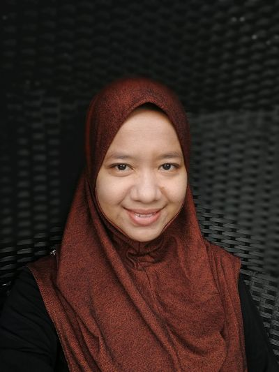 Malay lady smiling EyeEm Selects Portrait Looking At Camera One Person Adult Red People Headshot Adults Only Real People Smiling Human Body Part Lifestyles Close-up Warm Clothing Black Background Day