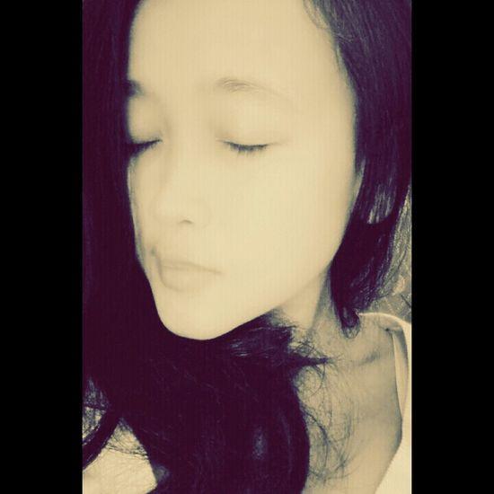 Just sleep... haii give me nice dream my lord