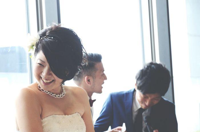 Wedding Ceremony Bride Togetherness Wedding Bestfriends ❤ Love ♥ Married