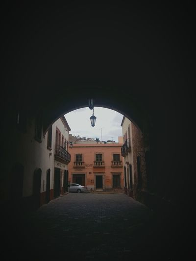 Arch History Dark Indoors  Architecture Built Structure Ancient Travel Destinations City No People Day Mexico San Luis Potosí Zacatecas Architecture ArquiteturaeUrbanismo Textured  Edificios EyeEmNewHere Sky And Clouds Outdoors Bridge - Man Made Structure Silhouette