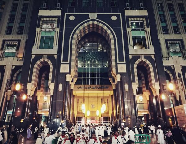 Religion Arch Spirituality Architecture Travel Destinations People Day Astrology Sign Makkah Makkah Al Mukaramah Abraj Al Bait Makkah Tower Makkah Clock Makkah Royal Clock Tower Makkah_clock_tower Makkahalmukarramah Saudi Arabia Egyptphotography Saudi السعودية  مكة مكة المكرمة المسجد الحرام ساعة مكة ابراج البيت