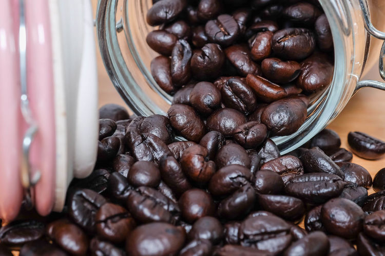 Abundance Brown Close-up Coffee Bean Day Food Food And Drink Freshness Indoors  Large Group Of Objects No People Star Anise Still Life