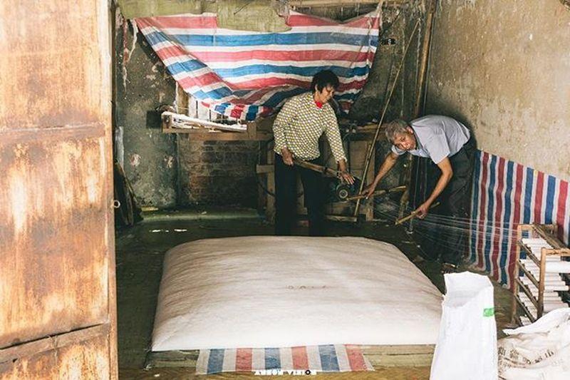喜欢旧时棉被的厚实感 Maoming Oldtown History Nex7