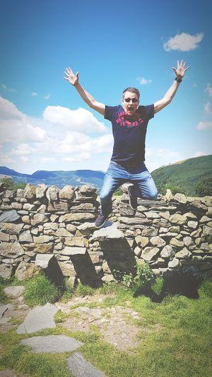 Lake District National Park Turnstile Jump Castlerigg Stone Circle