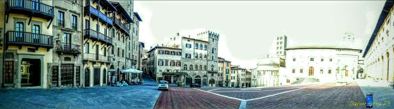 Z3 Xperia Old Town Nostalgic  Piazza Grande Arezzo Italy🇮🇹 Arezzox