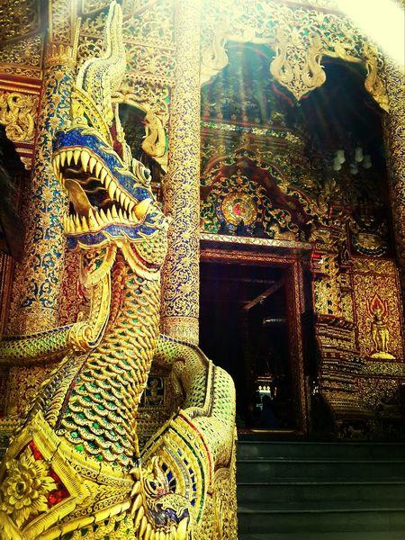 Thai Temple Chiang Mai   Thailand Thailand Chiangmai
