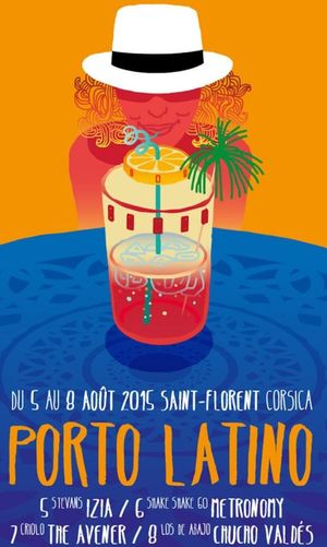 Porto Latino Festival Stflorent Citadel Corsica Portolatino