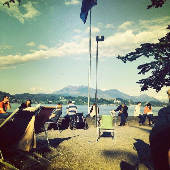 Lake Luzern Lucerne