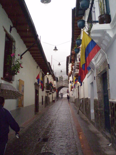 #ecuador #flag #Quito #TheTourist Architecture City Street Urban