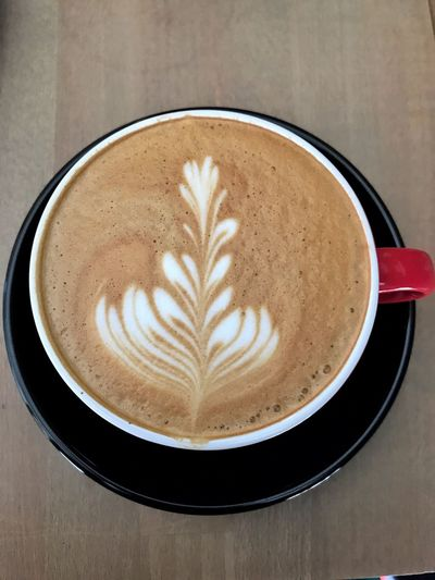 Coffee - Drink Coffee Cup Frothy Drink Close-up No People Drink Flatwhitecoffee