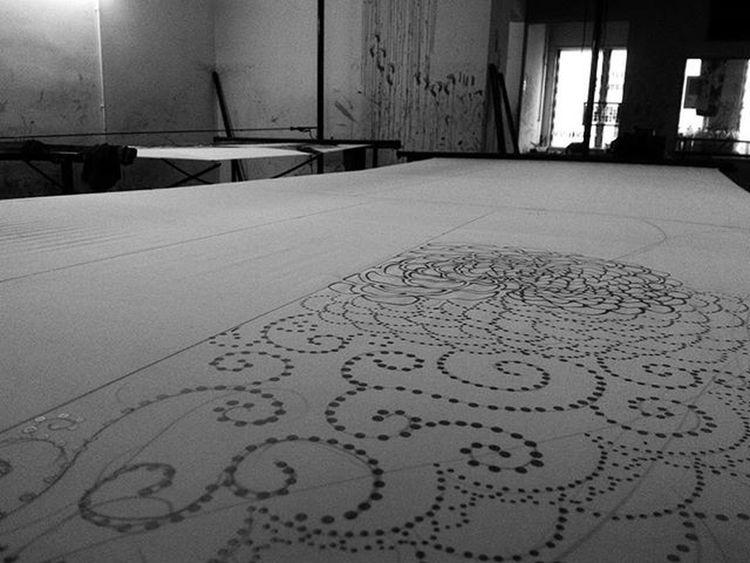 Untuk hari ini Batikdesigner Batik Malaysiancraft InstitutKrafNegara Kraftanganmalaysia Selangor