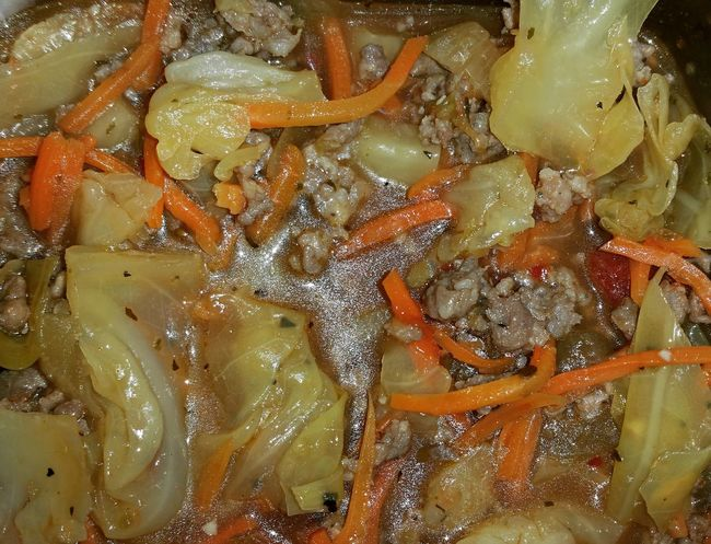 Dinner Check This Out Food Finger Lickin' Good Ready-to-eat Just A Quick Meal Homemade Food cabbage soup