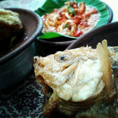 Ikan goreng :-D