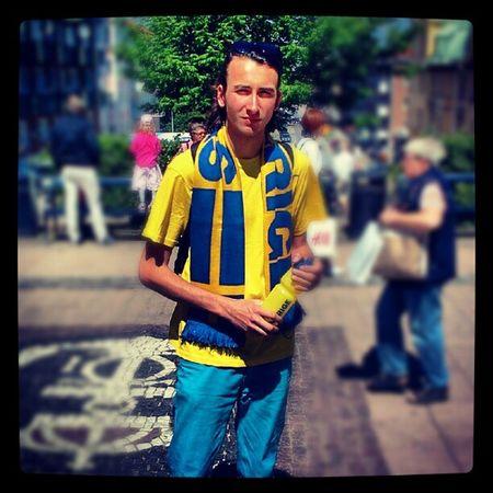 @majklalbright swedish enough