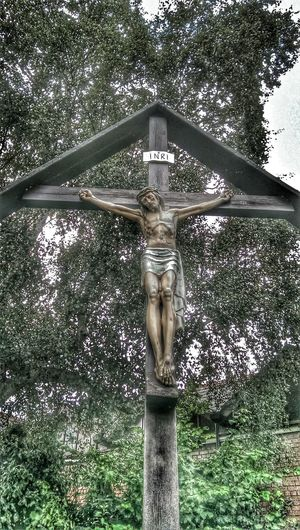 Jesus Holy Cross HDR Collection Religion