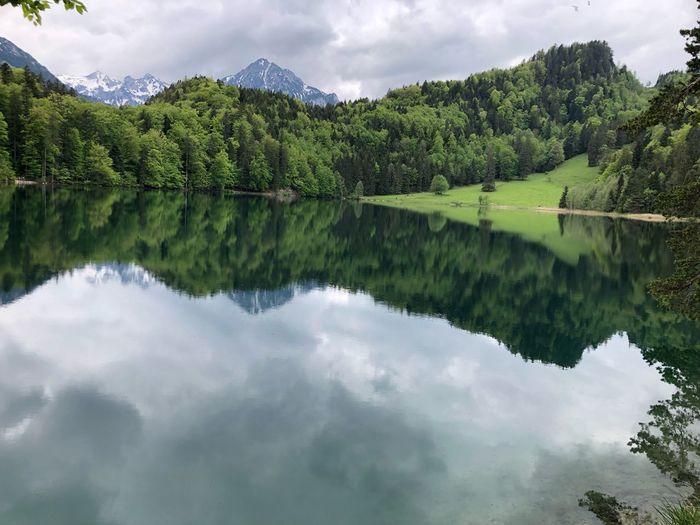 Photo taken in Füssen, Germany