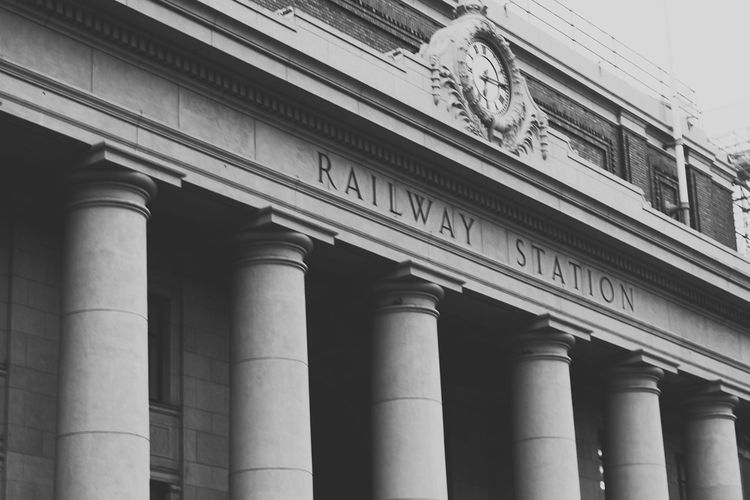 Wellington  Discover Your City Travel Photography Balck And White