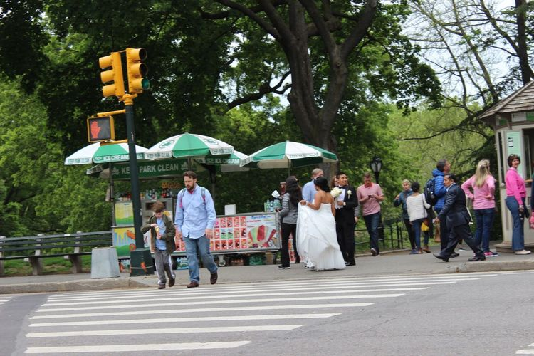 Wedding Central_park New_york
