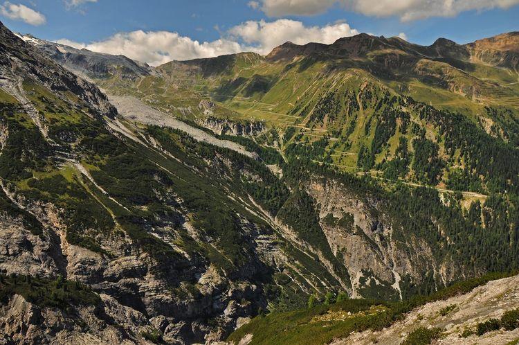 Stelvio pass Mountains Südtirol Europa Ortler Wildnature Mountaineering Berglhütte South Tirol Franzenshohe Alps