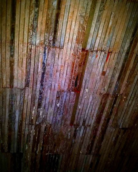 Old Wood Old Ceiling Delapidated Structure