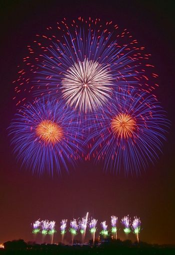 Capture The Moment Fireworks Colorful