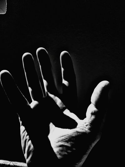Human Body Part Human Hand One Person Close-up Human Finger People Palm Indoors  Adult One Man Only Adults Only Only Men Day Blackandwhite Black & White