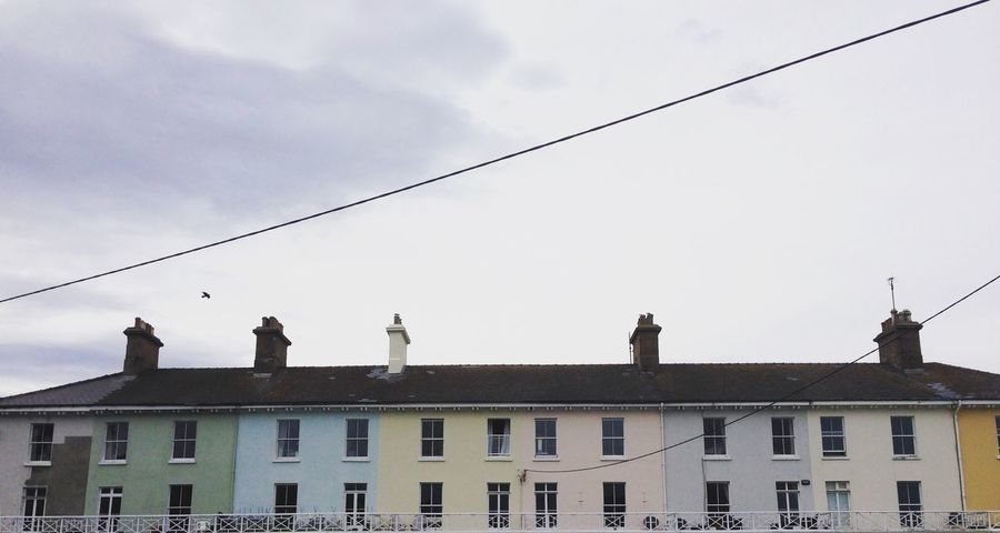 Building Exterior No Filter Bray Wes Anderson eat your heart out! The Week On EyeEm