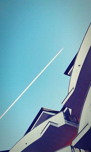 Qualcuno mi ama Taking Photos Fly Volare Aereo Scia Sky Cielo Enjoying Plane