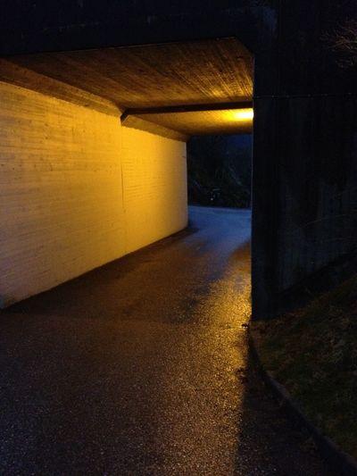 lys i tunnellen Lys I Tunnellen