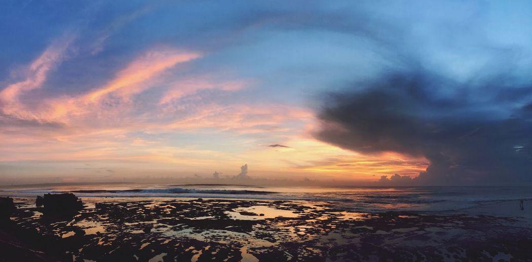 Sea Sky Water