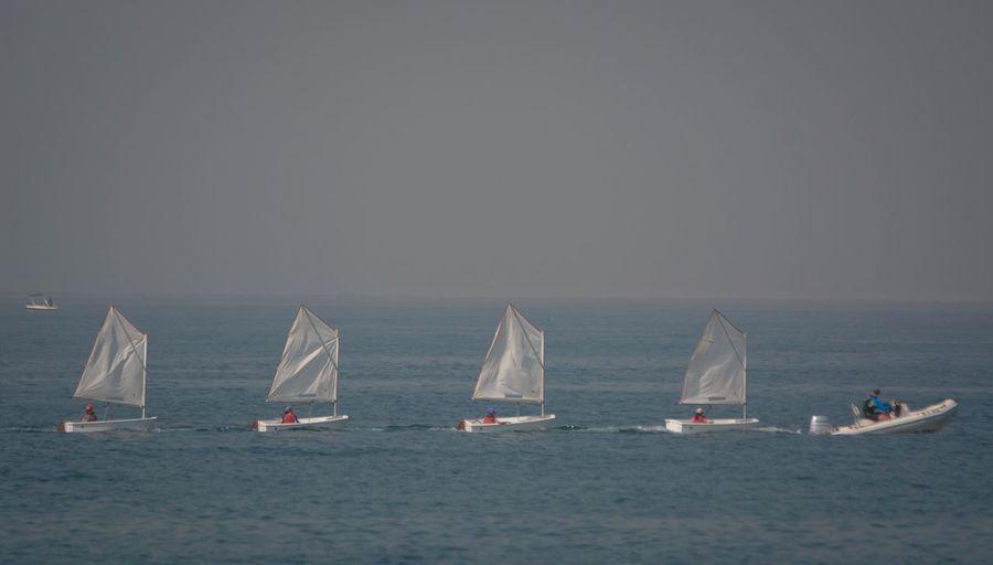 Sea Water Nautical Vessel Sailboat Transportation Mode Of Transportation Sailing Nature Travel Motion Yacht
