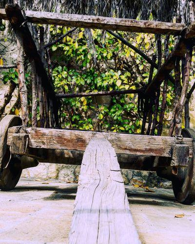 Colonial Wagon First Eyeem Photo Santa Barbara, CA Mission Colonial Wagonwheel Church Time Travel Wood