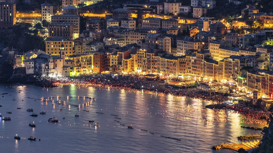 Stella Maris Camogli Camogli Stella Maris Architecture Building Building Exterior Built Structure Camogli,Italy,Liguria City Cityscape High Angle View Illuminated Nature Night No People Outdoors Reflection Residential District Sea Transportation Water Waterfront HUAWEI Photo Award: After Dark