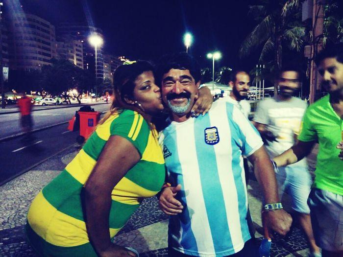 Brazil WeAreOnefootball Maninbrazl
