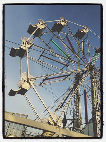 Exhibition Fun Ferris Wheel
