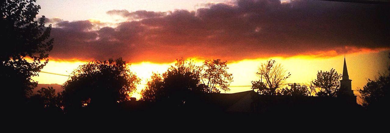 Sunset OklahomaSkies Oklahoma Sky Oklahoma Skies Oklahoma Clouds Oklahoma Sunset EyeEm Best Shots - Sunsets + Sunrise Sunset_collection Sunset And Clouds  TulsaSky Tulsa, Oklahoma Tulsa,oklahoma Tulsa, OK