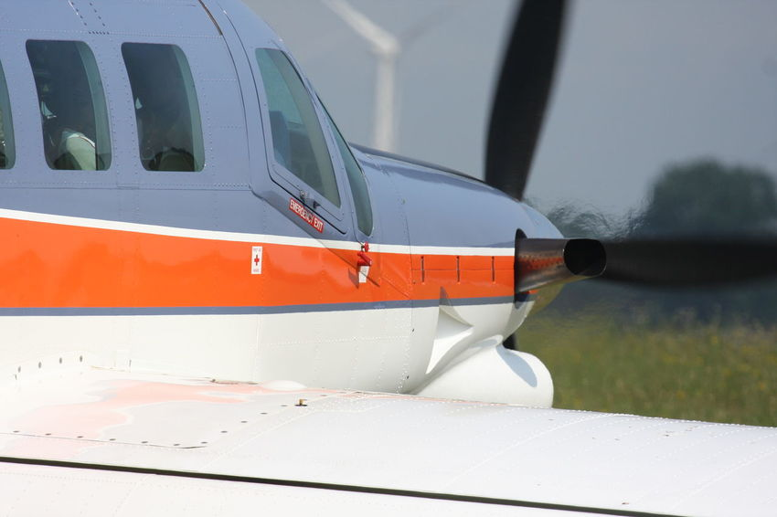 Air Vehicle Airplane Close-up Day Mode Of Transport No People Outdoors PAC 750 XL Propeller Airplane Transportation