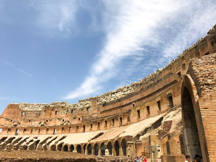 Rome Sky